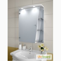 Зеркальный шкаф в ванную А55-SK