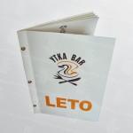 Стаканчики бумажные брендированные для ресторанов, отелей. Киев