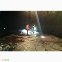 Очистка емкостей и резервуаров вертикальных от остатков мазута