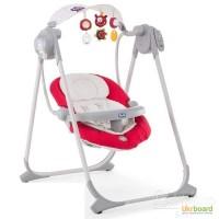 Продам детскую кресло-качалку Chicco Polly Swing Up (б/у)