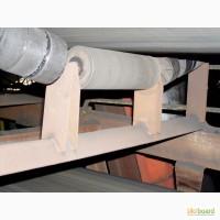 Конвейерный ролик полимерный d 76 мм, 89 мм, 102 мм, 108 мм, 127 мм - любой длины