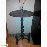 Столик старинный, деревянный