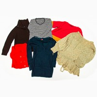 Секонд хенд оптом свитера от SRS Company
