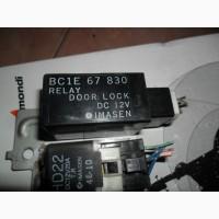 Реле Мазда, IMASEN, BC1E 67 830 RELAY, DOOR LOCK DC 12V Оригинал