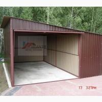 Продам гараж разборной из металлопрофиля