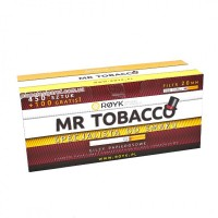 Сигаретные гильзы Mr Tobacco 550 штук, фильтр 20 мм