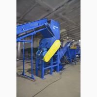 Дробилка/измельчитель пластика (моющего типа)