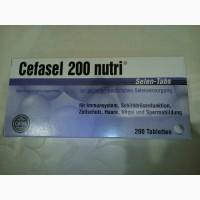 Продам CEFASEL 200 nutri для щитовидки