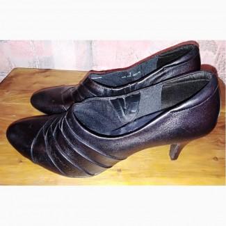 Кожаные туфли Footglove, 39р
