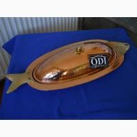 Противинь для запекания рыбы и рыбных блюд - Decor Copper Brass O.D.I.