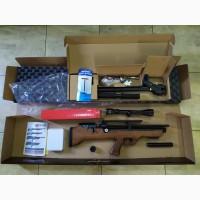 Пневматические тюнингованные PCP винтовки буллпап для отстрела вредителей