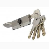 Цилиндровые механизмы PALADII с гибридным ключом и защитой от перелома