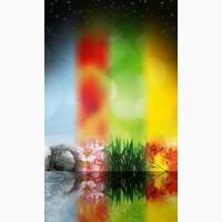 Инфракрасный настенный обогреватель картина
