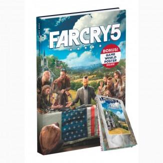Гайд Far Cry 5 guide | Официальное коллекционное издание | новый