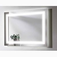 Купить прямоугольное зеркало с LED подсветкой