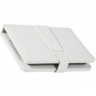 Чехол-клавиатура microUSB 9 Белый