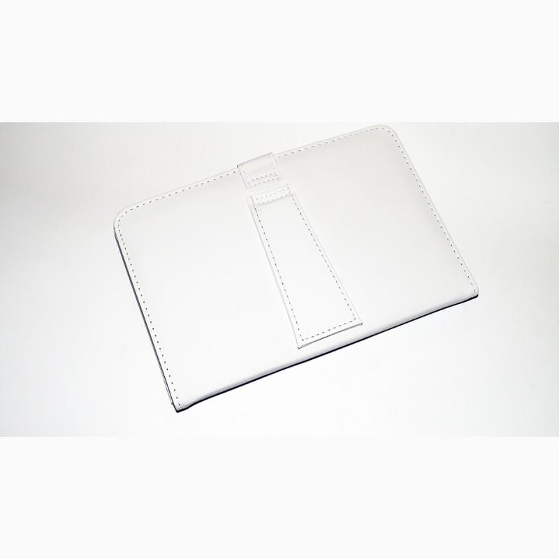 Фото 3. Чехол-клавиатура microUSB 9 Белый