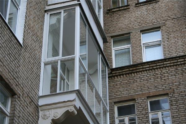 Фото 10. Остекление балконов и лоджий в Харькове от Окна Альтек