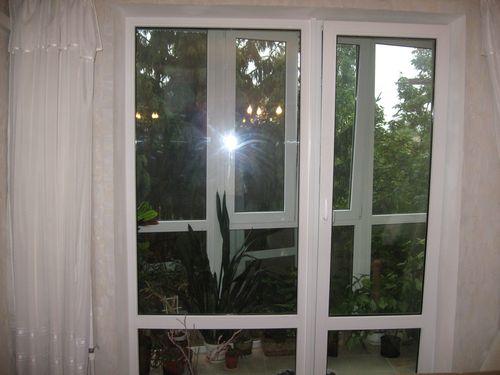 Фото 3. Остекление балконов и лоджий в Харькове от Окна Альтек