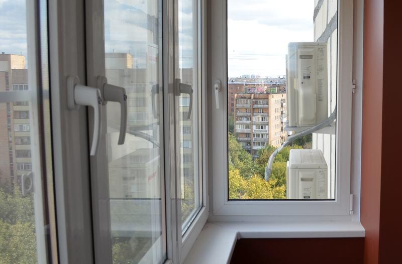 Фото 7. Остекление балконов и лоджий в Харькове от Окна Альтек