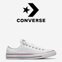 Кеды Converse All Star Оригинал Белые Конверсы M7652C