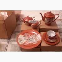 Продам новый чайный сервиз из Китая