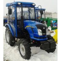 Трактор Dongfeng-404С (Донгфенг-404C) с обновленной кабиной