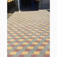 Плитка тротуарная бетонная от производителя