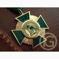 Изготовление орденов, наград, нагрудных знаков отличий в Украине   Имидж Град