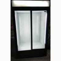 Шафа холодильна б/в двохдверна з підсвіткою