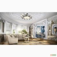 Разработка дизайна интерьера и 3d визуализация