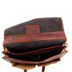 Продается - брендовый кожаный мессенджер - портфель от Tuscany Leather. Деловая классика