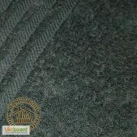 Полотенце махровое, серое (140 70см) 550гр