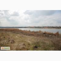 Продам земельный участок с прекрасным видом на речной канал