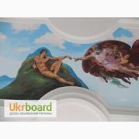 Фреска на стене или потолке