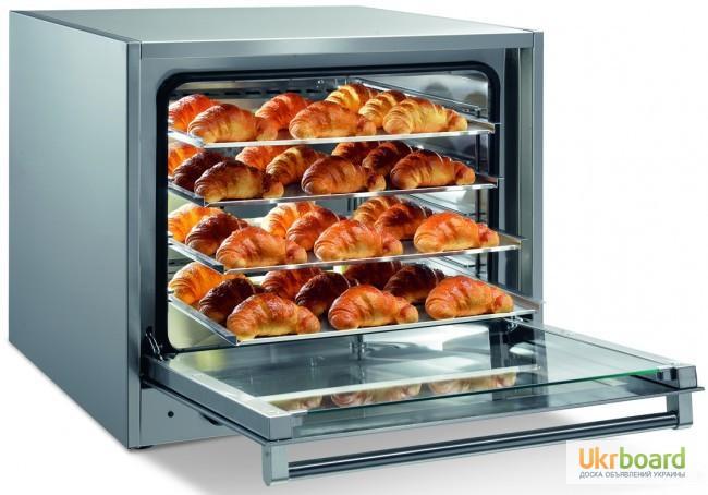 Фото 9. Конвекционная печь (конвектомат) на 2-18 уровней.Газовый и электрический с пароувлажнением
