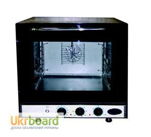 Фото 13. Конвекционная печь (конвектомат) на 2-18 уровней.Газовый и электрический с пароувлажнением