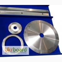 Производство дисковых ножей для промышленности