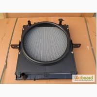 Радиатор системы охлаждения на Богдан, ISUZU