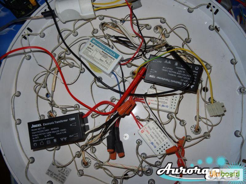 от чего горят светодидные провода правильно