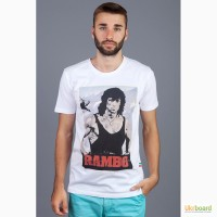 Брендовые футболки мужские