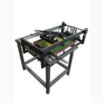 Изготовление трафаретных печатных форм, тпф, Шелкография