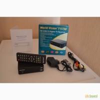 DVB-T2 Тюнер (ресивер) Т2 World Vision T57M! Гарантия! Доставка по Украине! Акция