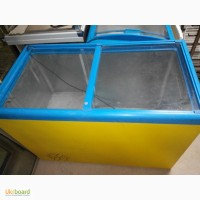 Продам ларь морозильные б/у на 400 л