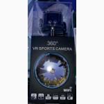 Панорамная экшн камера 360 X6 Panorama WiFi 2448P Sport Action HD