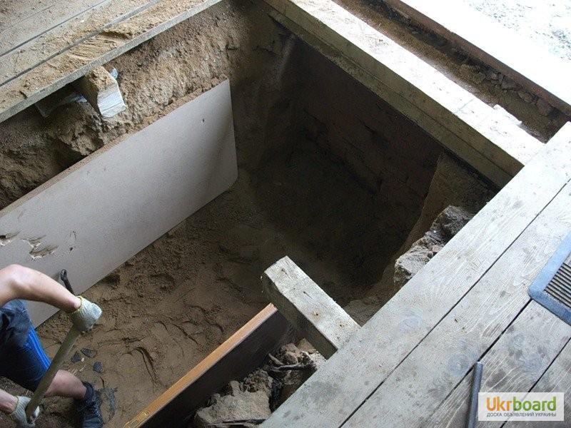 Фундамент гаража со смотровой ямой своими руками