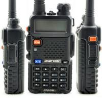 Новые 2-х диапазонные радиостанции BAOFENG UV-5R