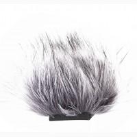 Ветрозащита меховая для петличных микрофонов (петличек)
