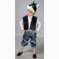 Детский карнавальный костюм Волка 2-6 лет