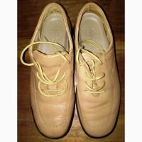 Кожаные туфли Clarks 36-37р